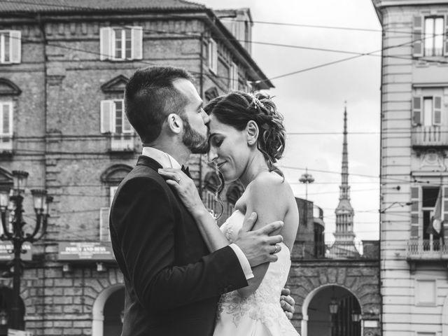 Il matrimonio di Andrea e Gloria a San Sebastiano da Po, Torino 24
