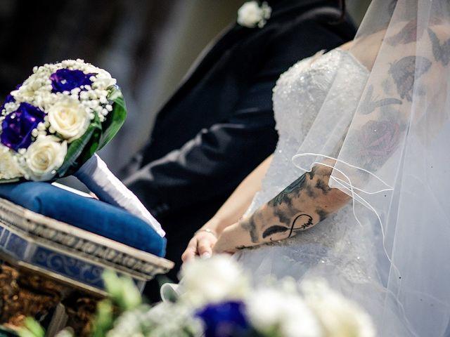 Le nozze di Deborah e Maurizio