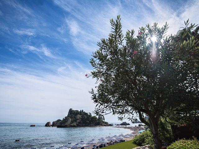Il matrimonio di Alessandro e Jackie a Taormina, Messina 3