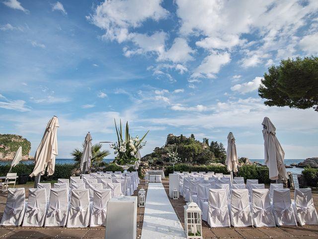 Il matrimonio di Alessandro e Jackie a Taormina, Messina 8