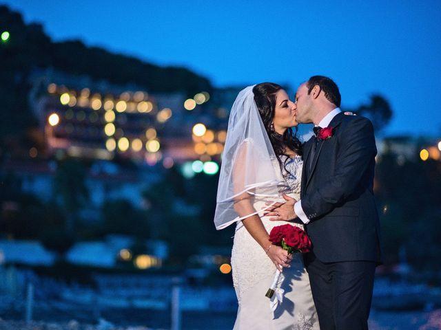 Il matrimonio di Alessandro e Jackie a Taormina, Messina 11