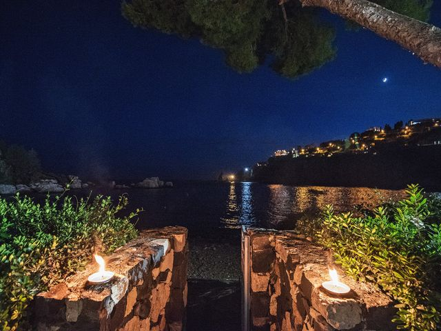 Il matrimonio di Alessandro e Jackie a Taormina, Messina 12