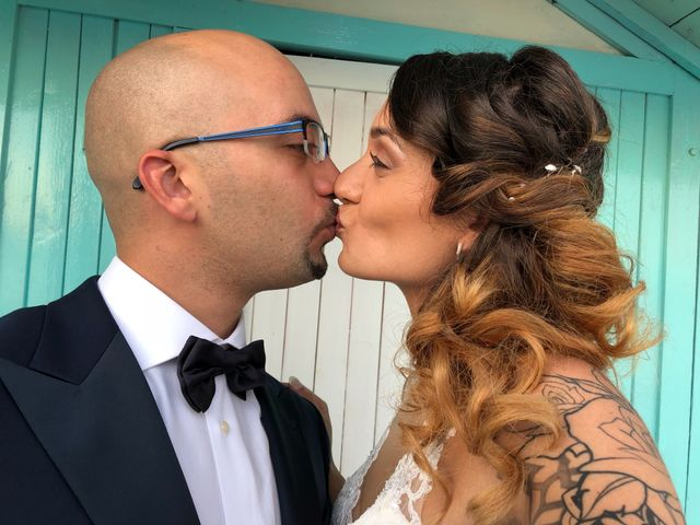 Il matrimonio di Alessio e Clara a Salerno, Salerno 4