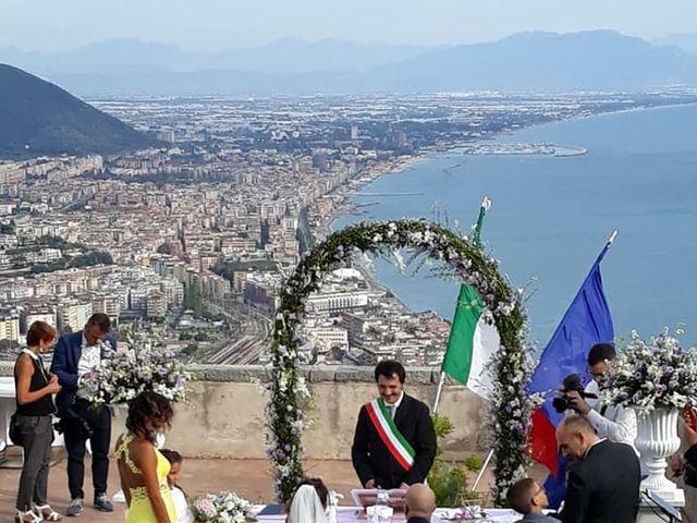 Il matrimonio di Alessio e Clara a Salerno, Salerno 12