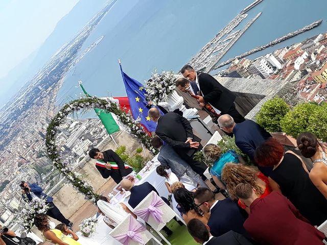 Il matrimonio di Alessio e Clara a Salerno, Salerno 13
