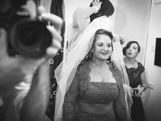 Il matrimonio di Stefano e Sara a Semproniano, Grosseto 7
