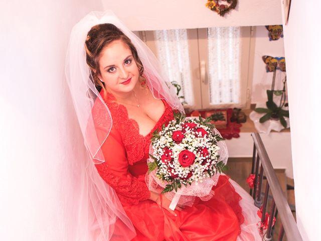 Il matrimonio di Stefano e Sara a Semproniano, Grosseto 15
