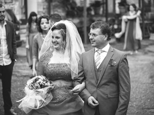 Il matrimonio di Stefano e Sara a Semproniano, Grosseto 17