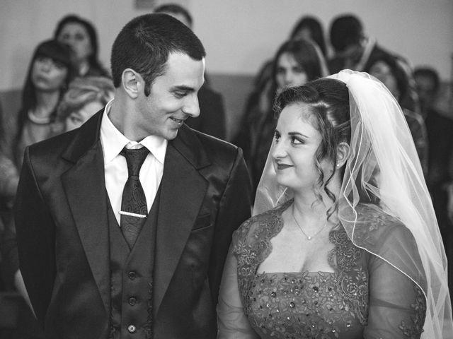 Il matrimonio di Stefano e Sara a Semproniano, Grosseto 19