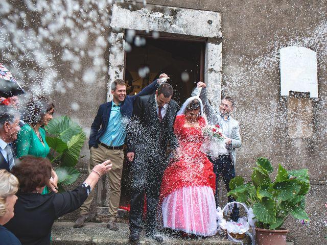 Il matrimonio di Stefano e Sara a Semproniano, Grosseto 20