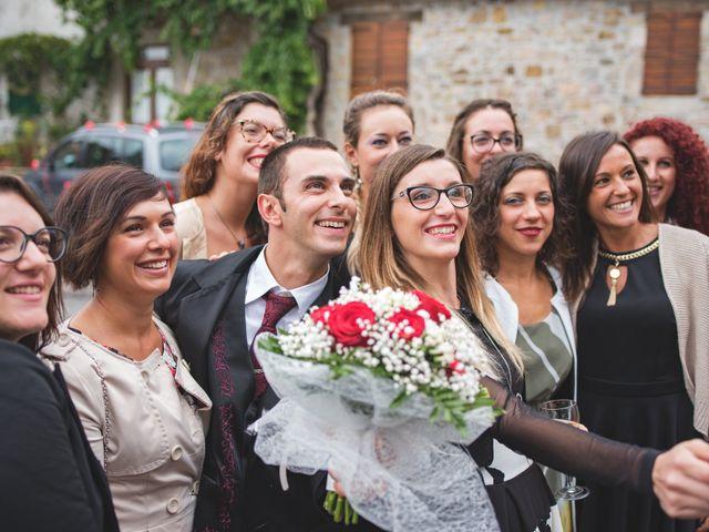Il matrimonio di Stefano e Sara a Semproniano, Grosseto 21