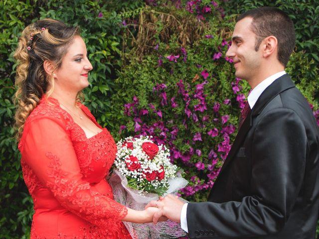 Il matrimonio di Stefano e Sara a Semproniano, Grosseto 24