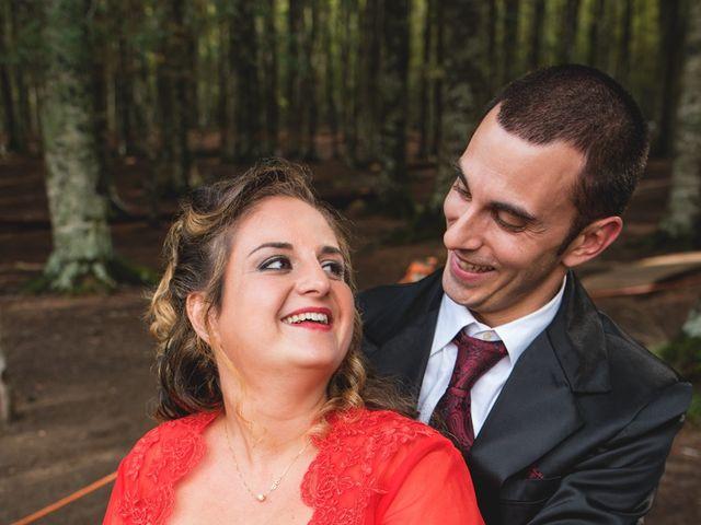 Il matrimonio di Stefano e Sara a Semproniano, Grosseto 27
