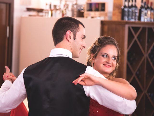 Il matrimonio di Stefano e Sara a Semproniano, Grosseto 32