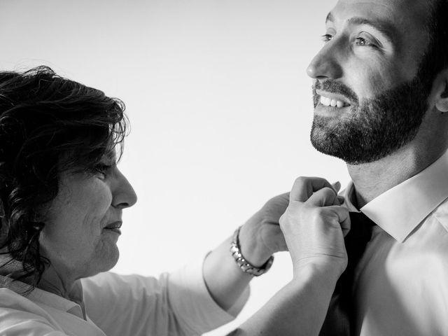 Il matrimonio di Michele e Sara a Almè, Bergamo 3