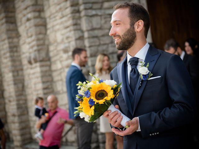 Il matrimonio di Michele e Sara a Almè, Bergamo 15