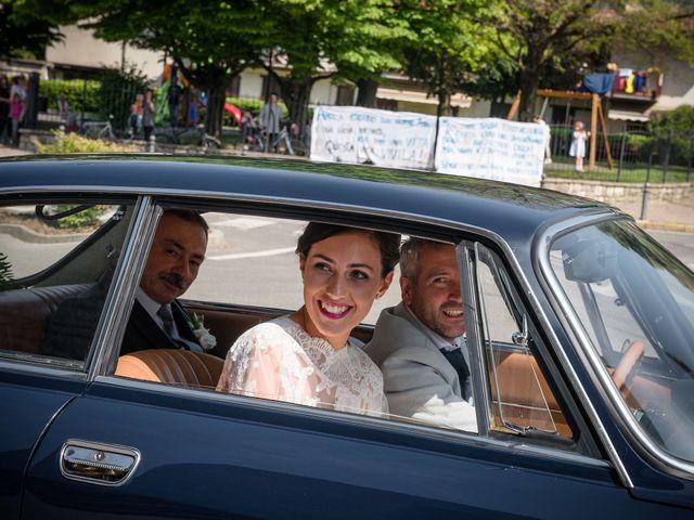 Il matrimonio di Michele e Sara a Almè, Bergamo 17