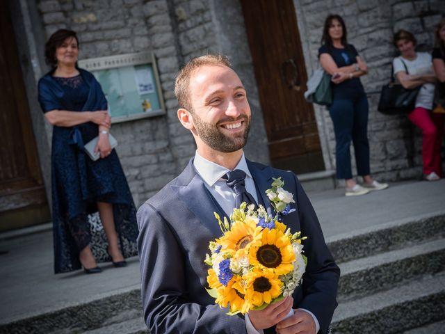 Il matrimonio di Michele e Sara a Almè, Bergamo 18