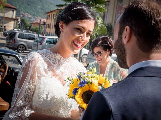 Il matrimonio di Michele e Sara a Almè, Bergamo 19