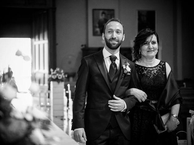 Il matrimonio di Michele e Sara a Almè, Bergamo 21