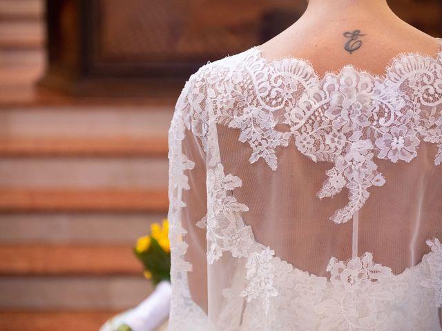 Il matrimonio di Michele e Sara a Almè, Bergamo 23