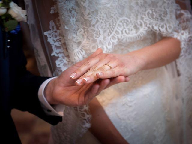 Il matrimonio di Michele e Sara a Almè, Bergamo 25
