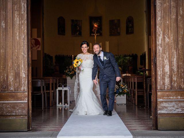 Il matrimonio di Michele e Sara a Almè, Bergamo 32