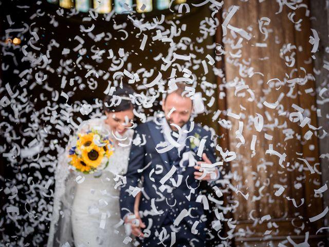 Il matrimonio di Michele e Sara a Almè, Bergamo 33