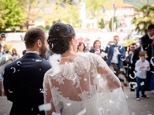 Il matrimonio di Michele e Sara a Almè, Bergamo 35