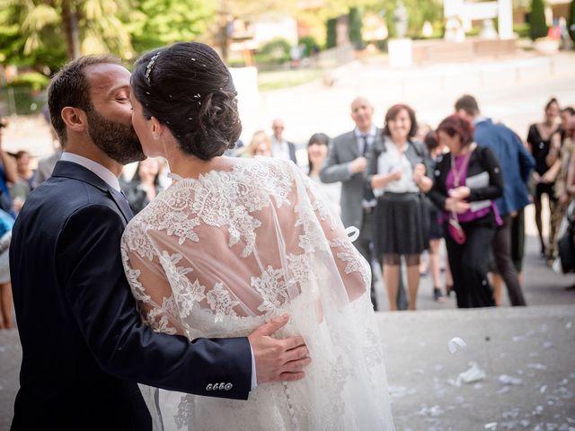 Il matrimonio di Michele e Sara a Almè, Bergamo 36