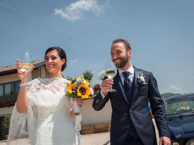 Il matrimonio di Michele e Sara a Almè, Bergamo 39