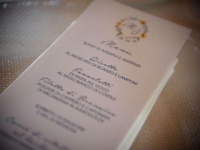 Il matrimonio di Michele e Sara a Almè, Bergamo 41
