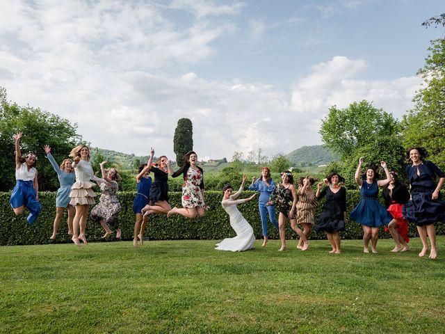 Il matrimonio di Michele e Sara a Almè, Bergamo 54
