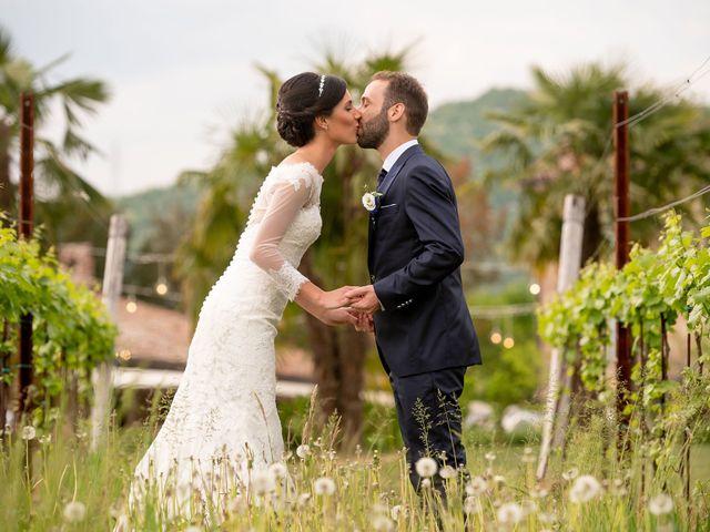 Il matrimonio di Michele e Sara a Almè, Bergamo 60