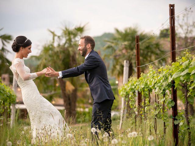 Il matrimonio di Michele e Sara a Almè, Bergamo 61