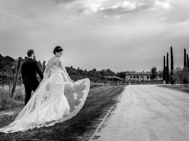 Il matrimonio di Michele e Sara a Almè, Bergamo 64