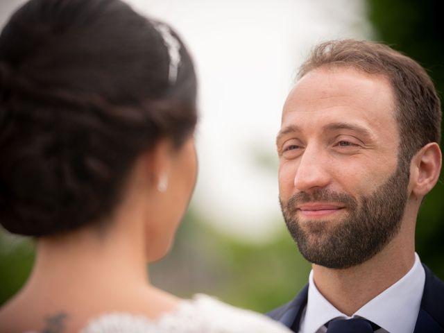 Il matrimonio di Michele e Sara a Almè, Bergamo 67