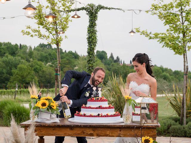 Il matrimonio di Michele e Sara a Almè, Bergamo 73
