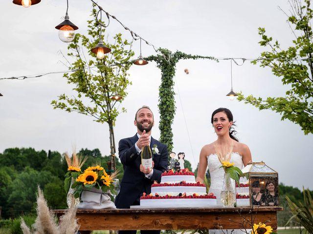 Il matrimonio di Michele e Sara a Almè, Bergamo 74