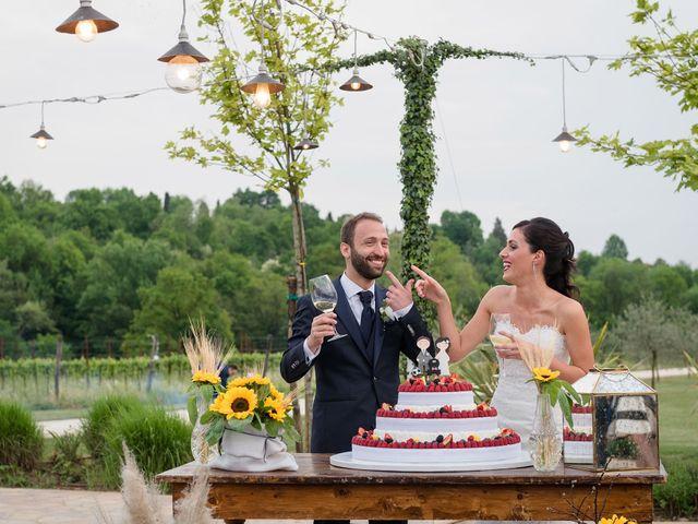 Il matrimonio di Michele e Sara a Almè, Bergamo 75