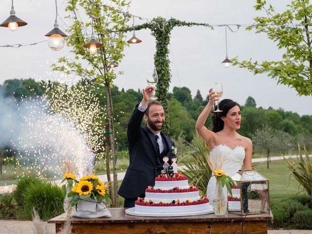 Il matrimonio di Michele e Sara a Almè, Bergamo 76