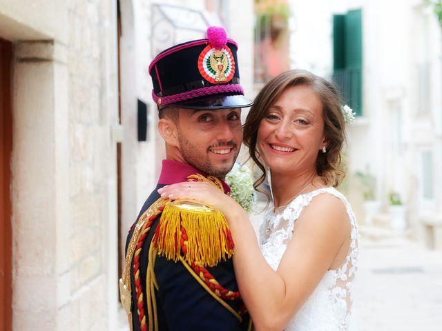 Le nozze di Anna Maria e Federico