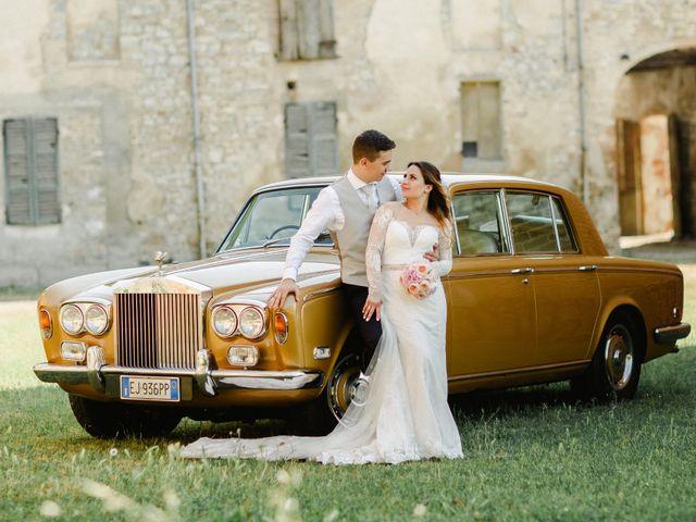 Le nozze di Giulia e Vittorio