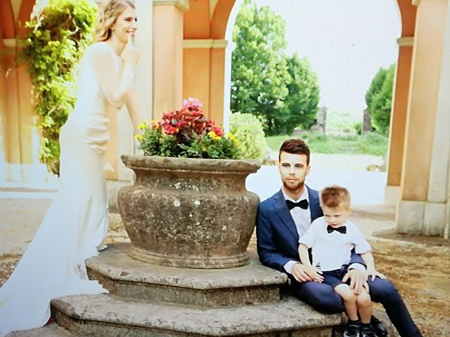 Il matrimonio di Federico e Tamara a Sustinente, Mantova 1