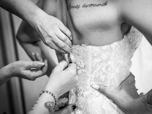 Il matrimonio di Daniele e Georgiana a Aosta, Aosta 11