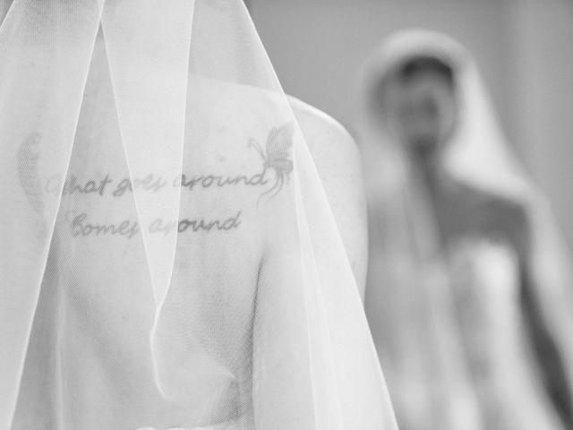 Il matrimonio di Daniele e Georgiana a Aosta, Aosta 12