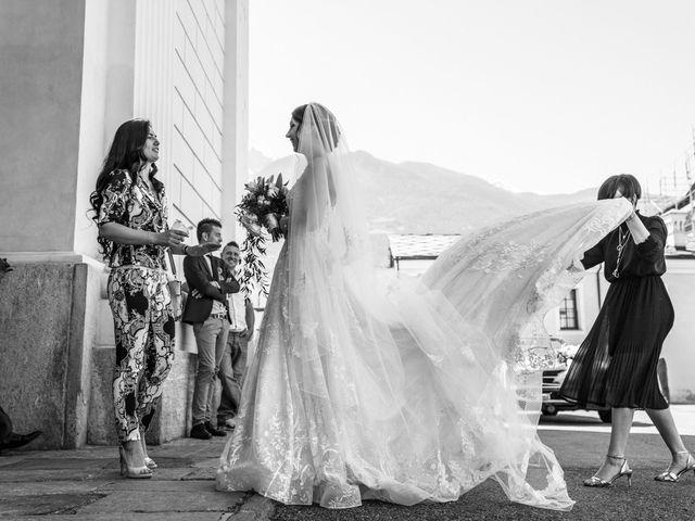 Il matrimonio di Daniele e Georgiana a Aosta, Aosta 15