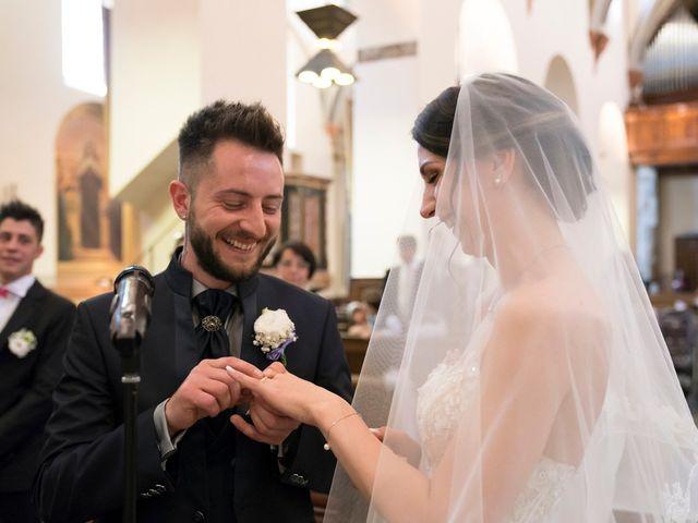 Il matrimonio di Daniele e Georgiana a Aosta, Aosta 16