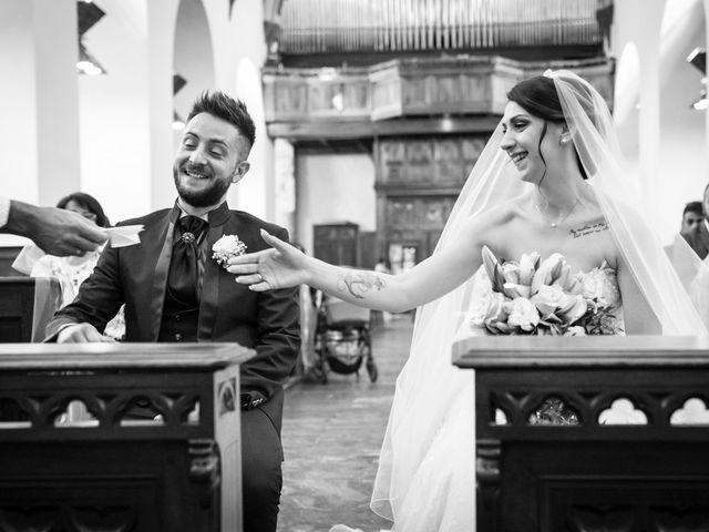 Il matrimonio di Daniele e Georgiana a Aosta, Aosta 18