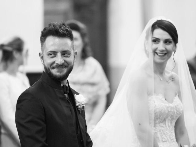 Il matrimonio di Daniele e Georgiana a Aosta, Aosta 19